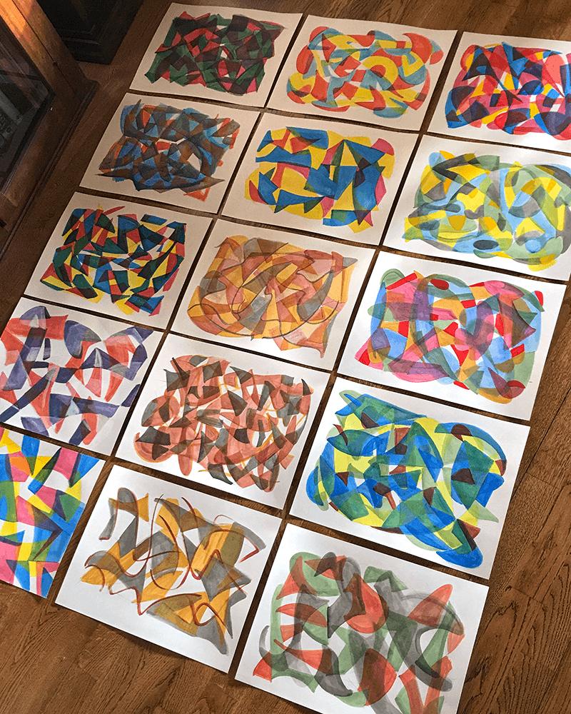 15 drawings