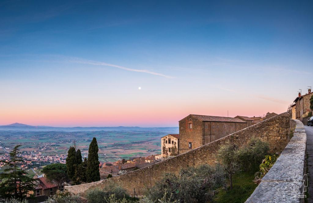 """Cortona 3.30.2021,"" digital photograph of landscape"