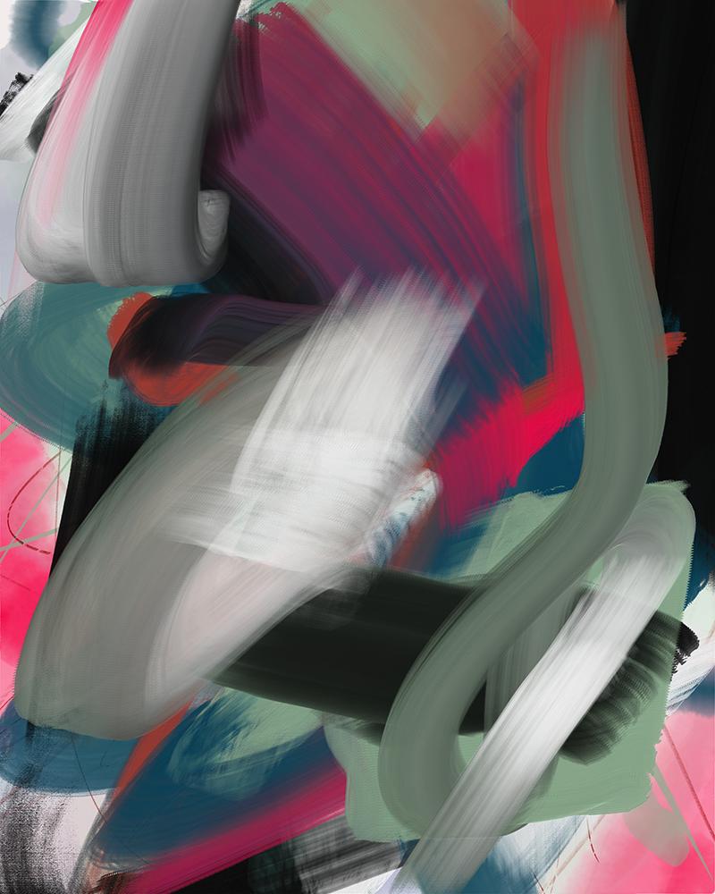"""""""16 April"""" digital painting"""