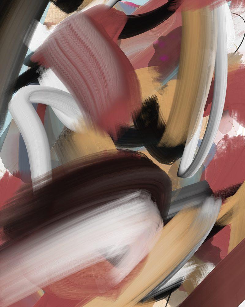 """""""22 May"""" digital painting"""