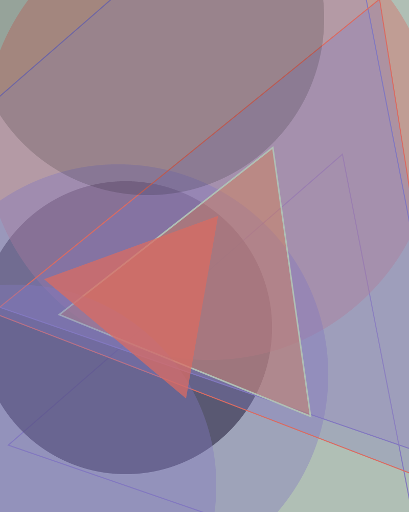 """""""Tried and True"""" — a generative nonobjective vector composition made with Processing and Adobe Illustrator."""
