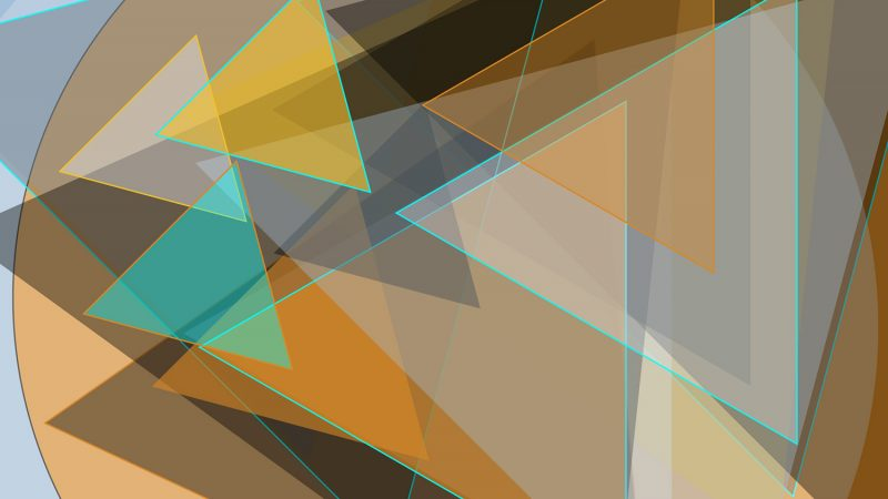 """Particular 2"" digital vector artwork"