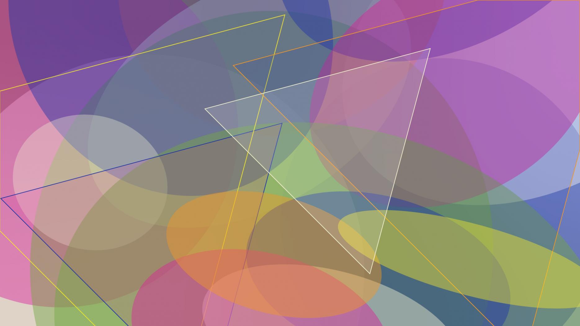 """Particular 3"" digital vector artwork"